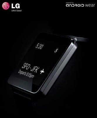 lg gwatch LG announces the G Watch, an Android Wear smartwatch built in close collaboration with Google