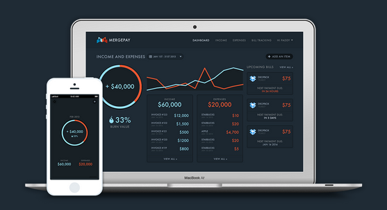 mpp2 MergePay Pulse lets businesses worldwide track and manage their finances