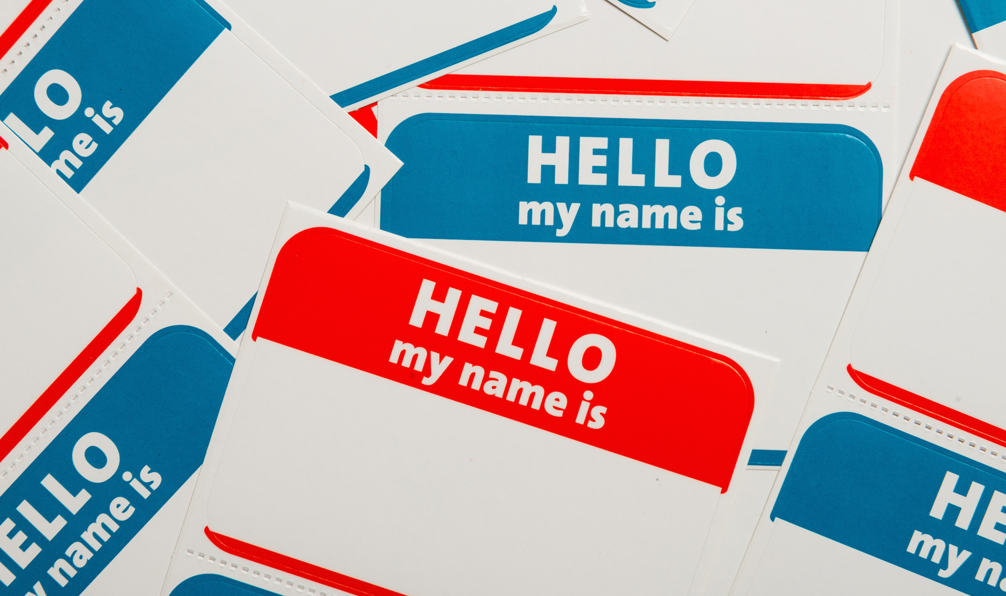 My Name Is Name: Changing Your Startup's Name: A Tale Of Crowdsourcing 843