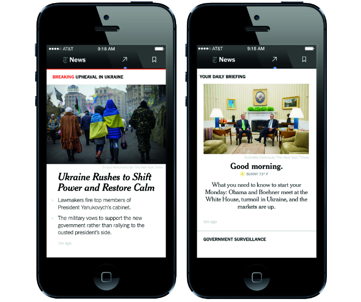 nyt1 The New York Times announces new low cost curated subscription and Premium plan