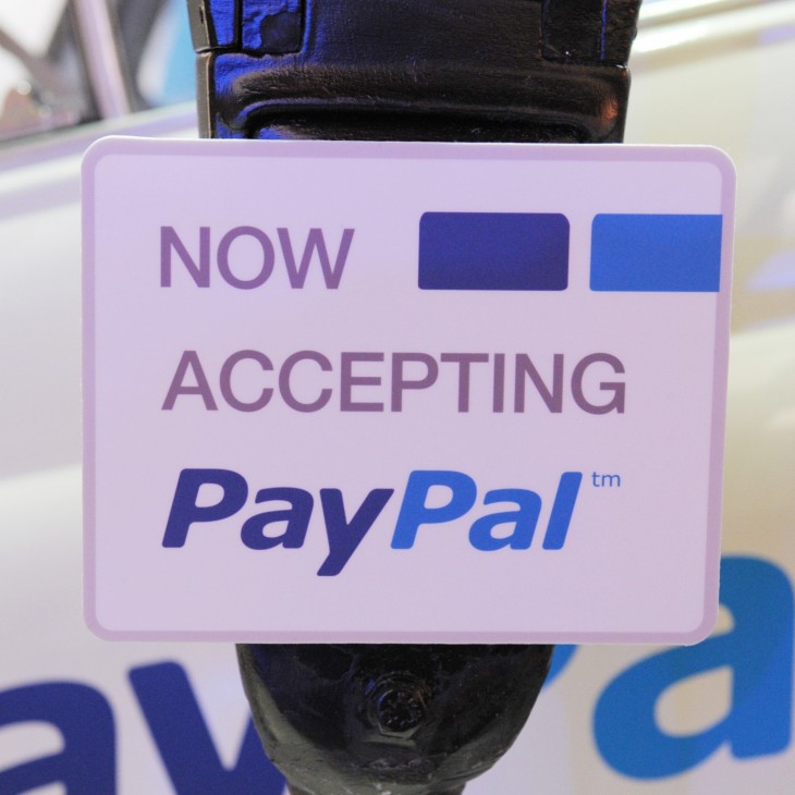 paypal 730x730 PayPals food payment services Pay At Table and Order Ahead come to the UK and Australia