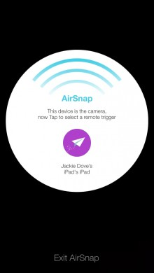photo 1 220x390 Camera Plus AirSnap feature lets iOS photographers into the picture