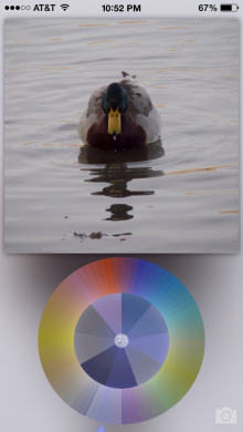 photo 111 220x390 Prism for iPhone has a fascinating new take on photo filters