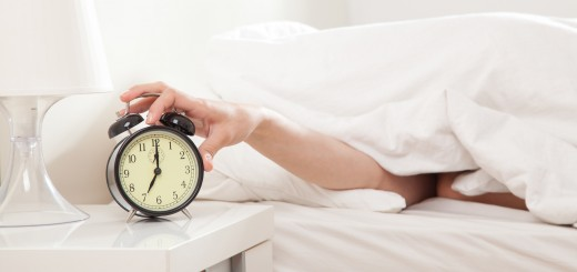 procrastination sleeping in