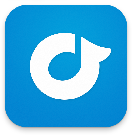 rdio icon Music streaming service Rdio is breaking up with The Echo Nest after Spotify acquired it