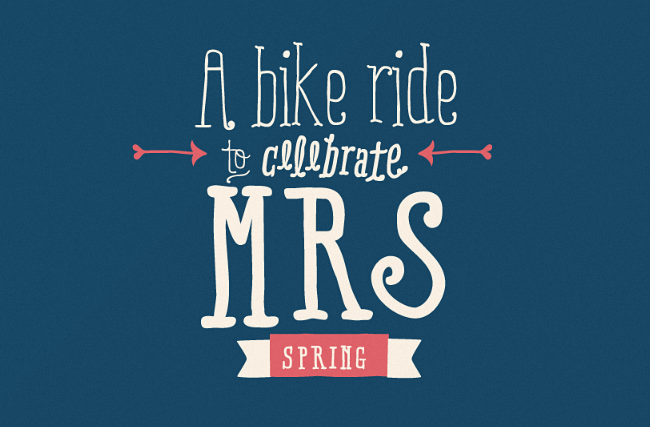 ride my bike serif Our favorite typefaces from February 2014