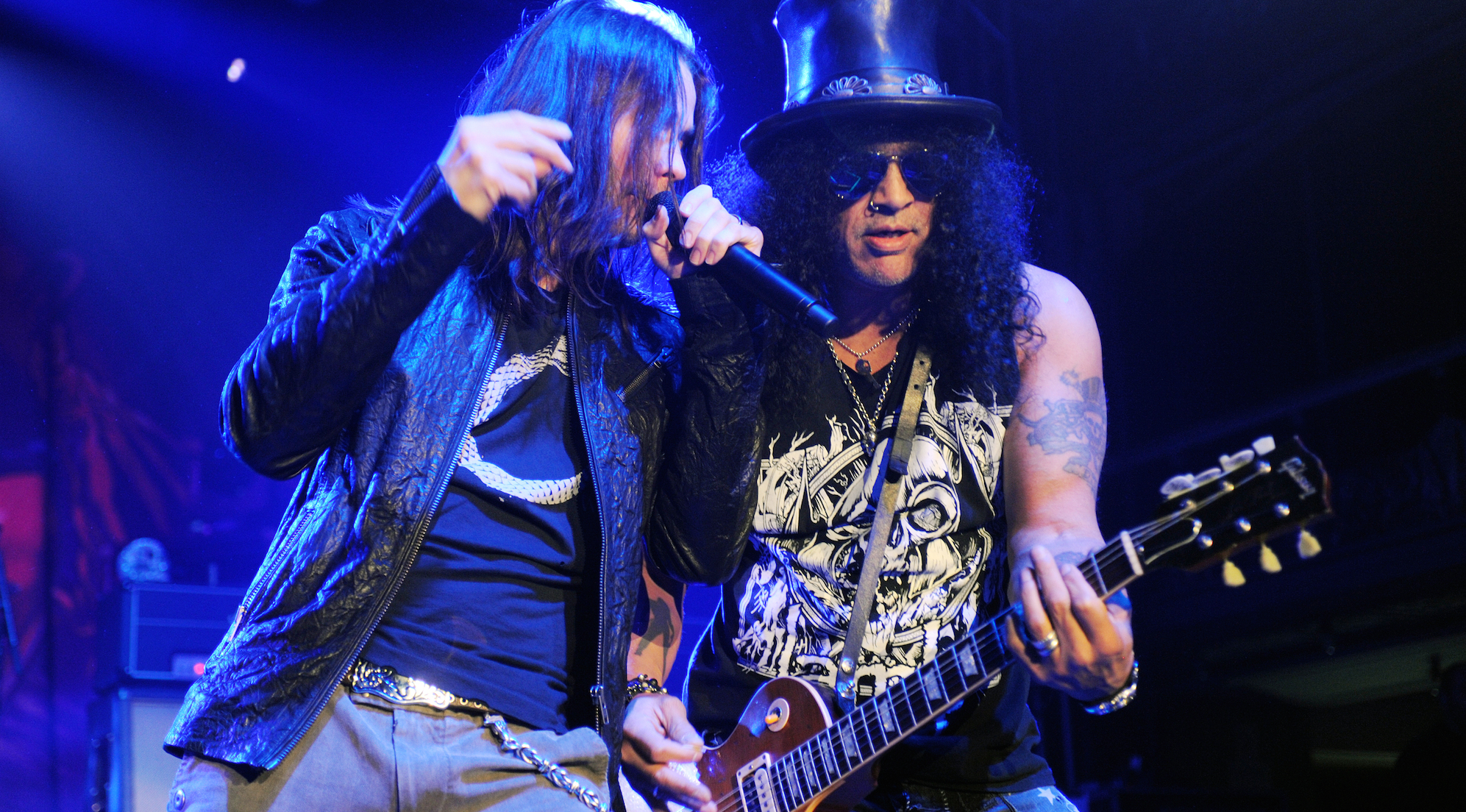 How Rock Legend Slash Hopes To Hack Music Discovery At Sxsw