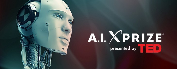 tedxprize header 730x285 Can artificial intelligence give a TED talk? The XPrize Foundation wants to find out.