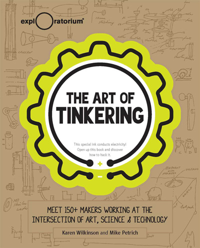 theartoftinkering 5 new books that will inspire your creativity in 2014