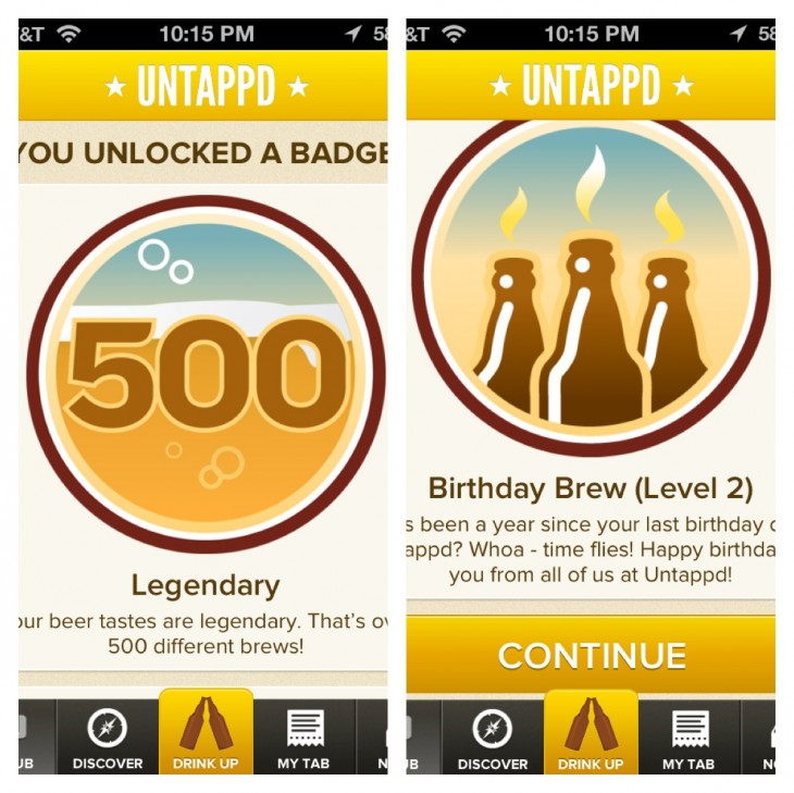 untappd 1 730x729 St. Patricks Day 2014 app toolkit: A drinkers guide to getting your green on