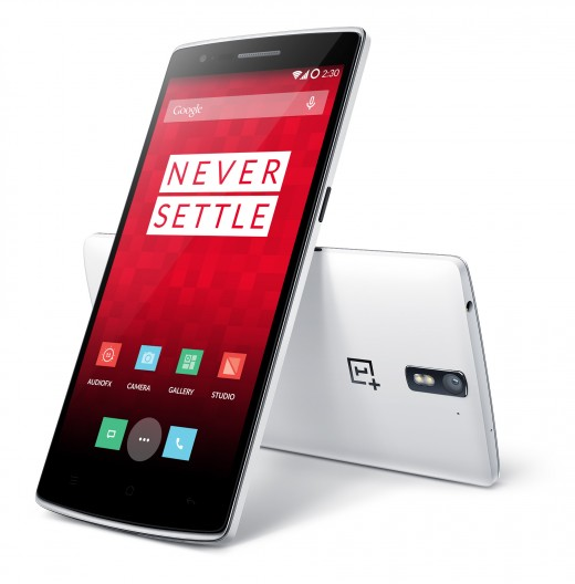 01 520x528 OnePlus One is a powerhouse Android smartphone running CyanogenMod, starts from $299