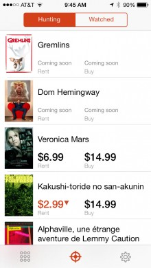 0421 kino 640 220x390 Know exactly when your favorite video goes on sale with the KinoHunt app