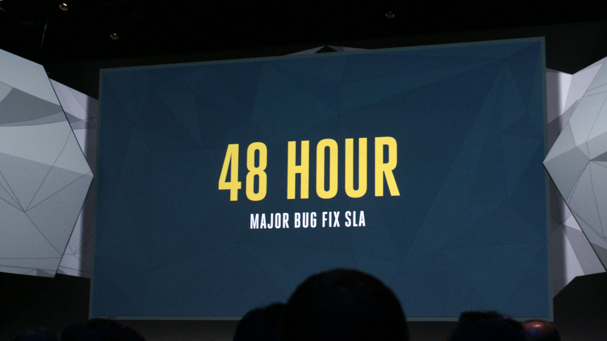 0430 48hour 2 Facebook announces two year stability guarantee for core APIs, SLA to fix all major bugs within 48 hours