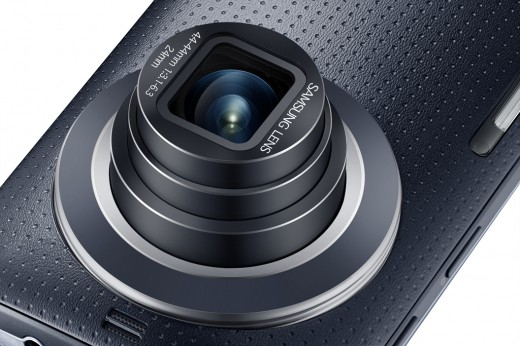 2. Galaxy K zoom 520x346 Samsungs Galaxy K Zoom smartphone packs a 20 megapixel camera and 10x zoom lens