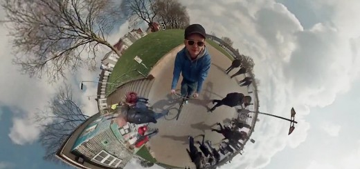 Video thumbnail for vimeo video 360° video shot with 6 GoPro cameras will blow your mind