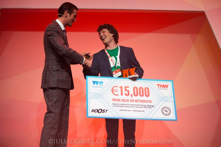 59JdB TNW SRGB 0679 730x486 Thats a wrap! The best of TNW Europe Conference 2014