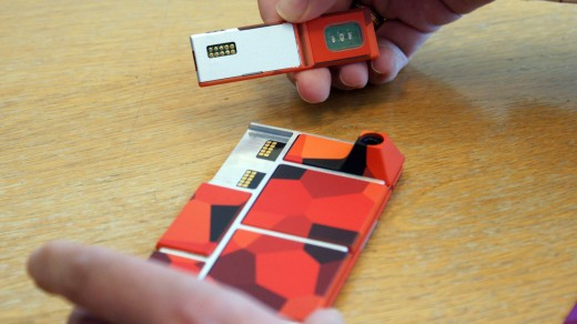 DSC07423 520x292 10 things you need to know about Googles Project Ara modular smartphones