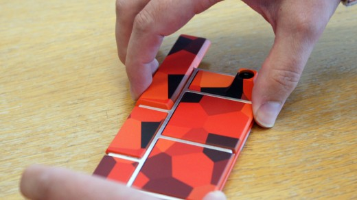 DSC07424 520x292 10 things you need to know about Googles Project Ara modular smartphones