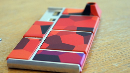 DSC07447 520x292 10 things you need to know about Googles Project Ara modular smartphones