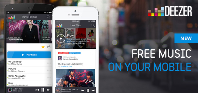 DeezerFreemium Music streaming service Deezer adds Flow and Playlist Radio features, updates Mac beta