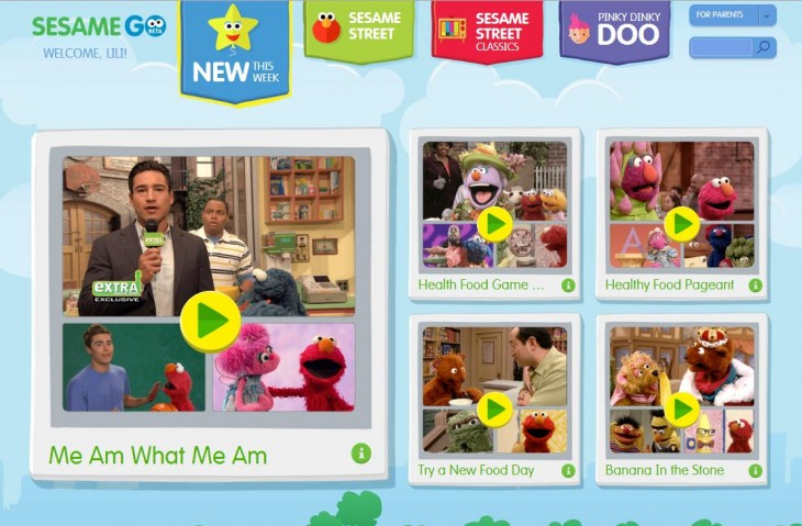 Featured this week image 730x479 Sesame Street now has its own dedicated video on demand service called Sesame GO