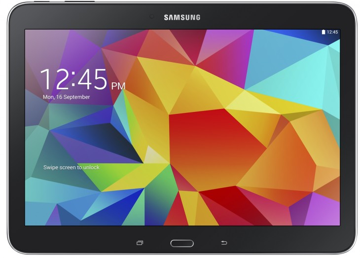 Galaxy Tab4 10.1 730x523 Samsung reveals 3 new mid range Galaxy Tab4 series devices