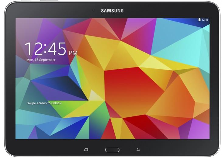 Galaxy Tab4 10.1 730x523 Samsung reveals 3 new mid range Galaxy Tab4 series devices