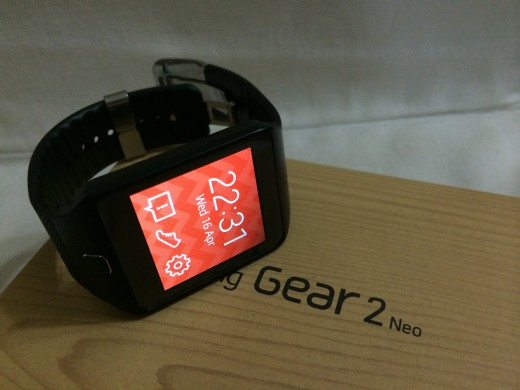 Samsungs Gear 2 smartwatches didnt live up to expectations, but Gear Fit is a useful fitness band