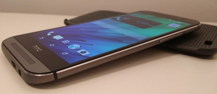 HTC One M8 side 730x319 HTC admits it needs better marketing, says bloggers will be a big part of the puzzle in Asia