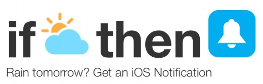 IFTTT push notification 520x166 IFTTT now works with iOS push notifications and looks great on the iPad