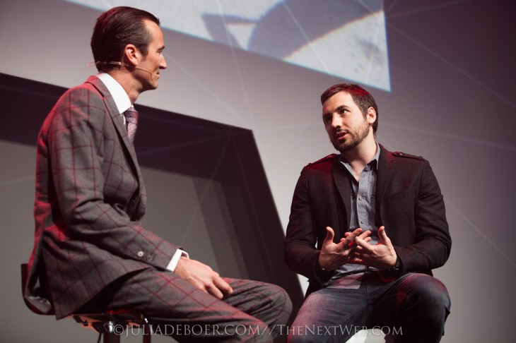 JdB TNW SRGB 0345 730x486 Kevin Rose wants to launch another startup, wishes he had stayed CEO of Digg
