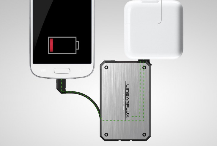 LithiumCard Bypass Charging 730x492 LithiumCard: A Slimline battery pack designed to turbo charge your gadgets