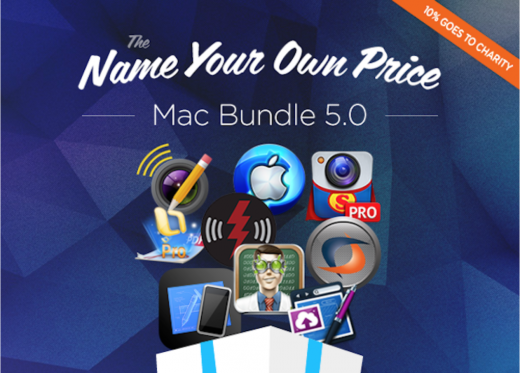 Mac Bundle 5 520x373 10 Mac apps in 1 bundle – name your own price. Come and get them!