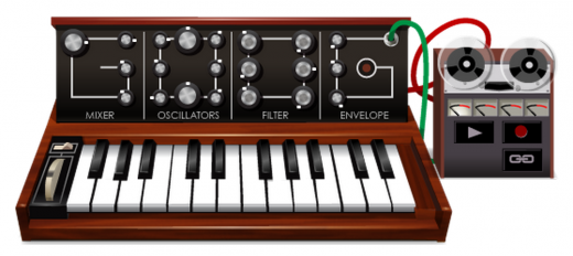Moog Doodle 520x232 The inside story of Google Doodles: A campfire for the whole world