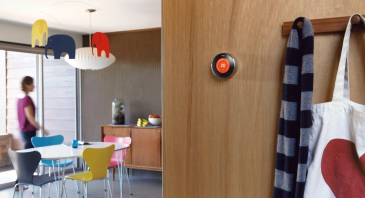 Nesthome 730x396 Nests smart Thermostat is now available to buy in the UK, priced from £179