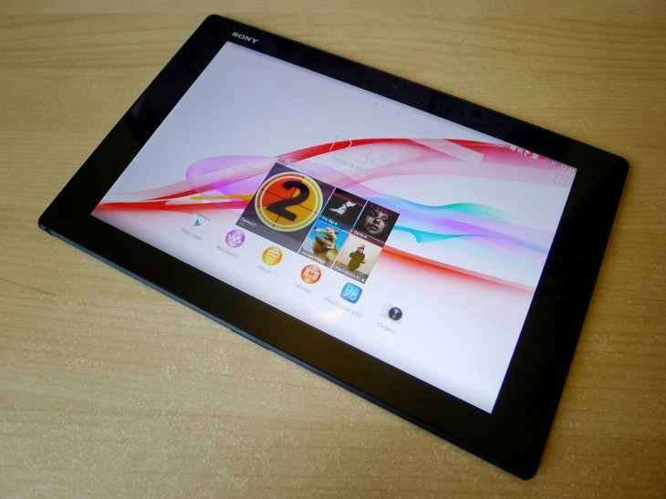 P1050420 730x547 Sony Xperia Z2 Tablet review: A skinny Android slate thats light, powerful and waterproof