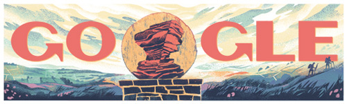 Peak District The inside story of Google Doodles: A campfire for the whole world