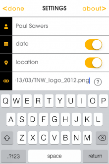 Photo 29 04 2014 15 16 22 220x330 Tagg.ly: Vice journalist launches an automatic watermarking app for iPhone photos and videos