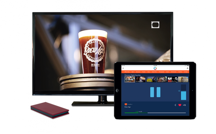 Qplayservice 730x453 TiVo founders Qplay opens its continuous Web video iPad app to all