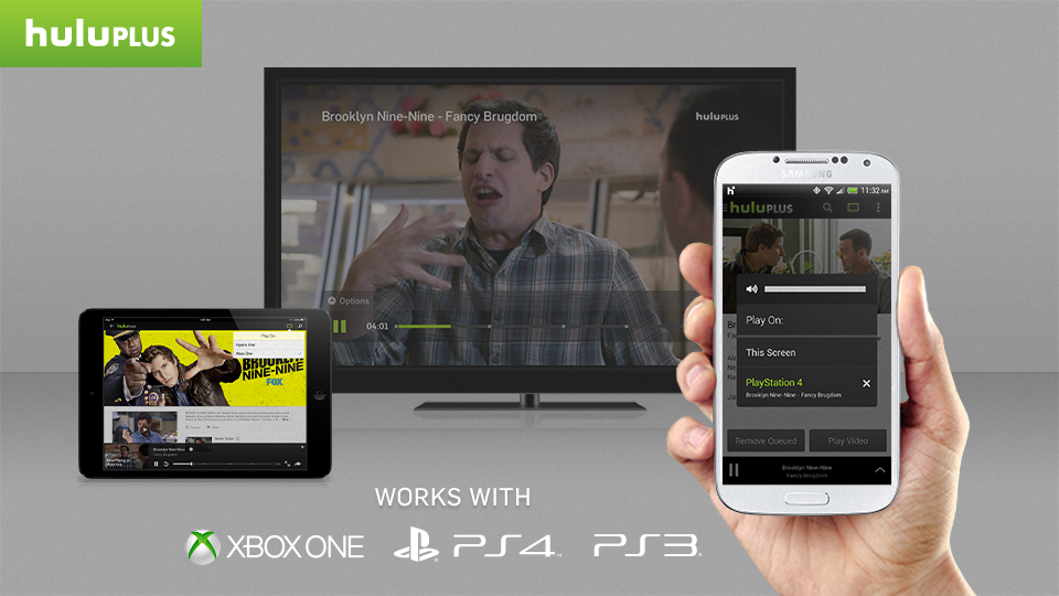 Hulu Plus Remote Control Navigate The Tv With Mobile Device