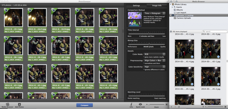 Screen Shot 2014 04 19 at 1.04.03 AM 730x349 PhotoSweeper for Mac whisks away duplicate images