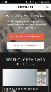 Screenshot 2014 04 08 09 18 06 220x391 Distillers whisky drinking companion app is now served on Android too