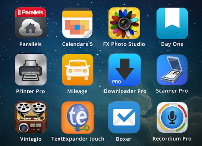 Stackup iOS Bundle image $113 worth of iOS apps for $36: Check out this bundle