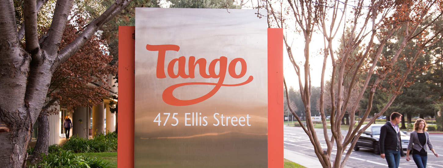 Messaging App Tango Integrates Words With Friends