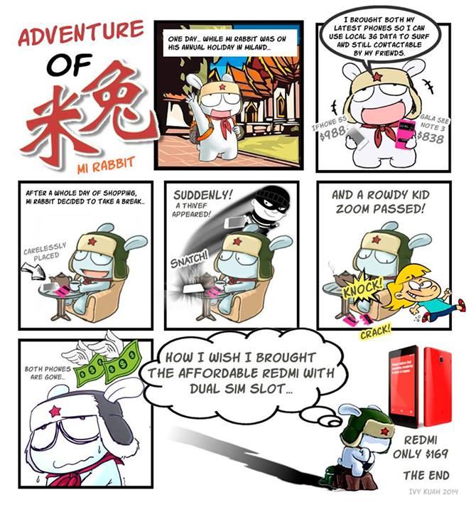 Xiaomi-Comic