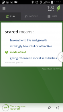 a12 220x391 Word up: Vocabulary.com brings its addictive word learning app to Android