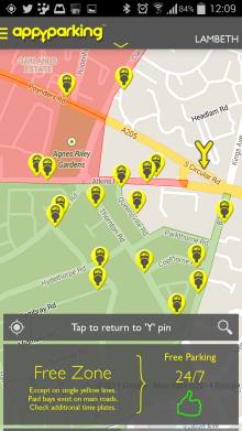 JustPark Parking - Apps on Google Play