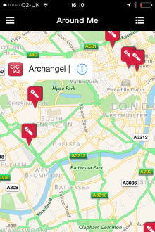 a2 220x330 Gig Sq. for iPhone helps Londoners find the best live music in their locale