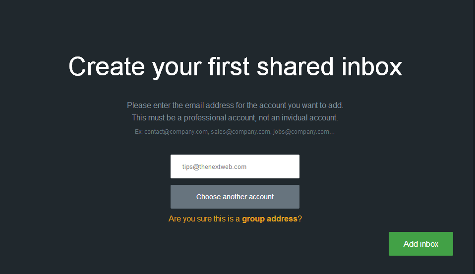 a3 Front helps companies collaborate with shared email inboxes