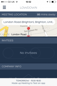 asdf3 Lowdown brings its iPhone app for smarter meetings beyond the UK and into 21 new markets